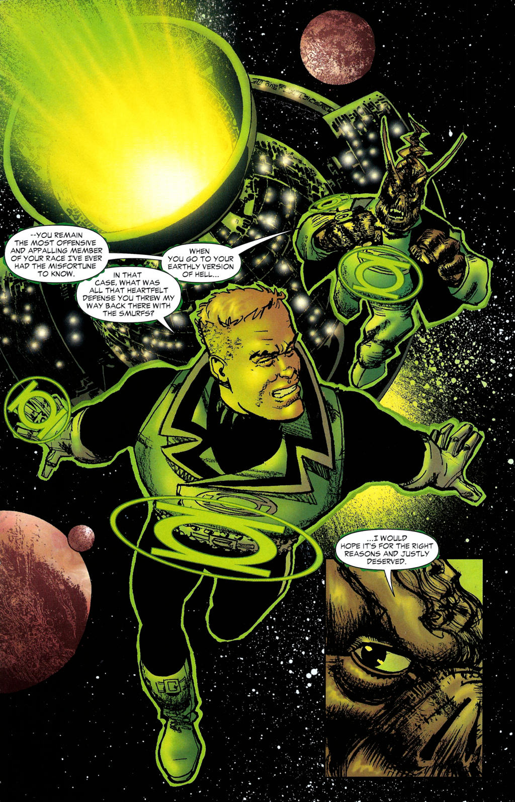 Read online Guy Gardner: Collateral Damage comic -  Issue #2 - 41