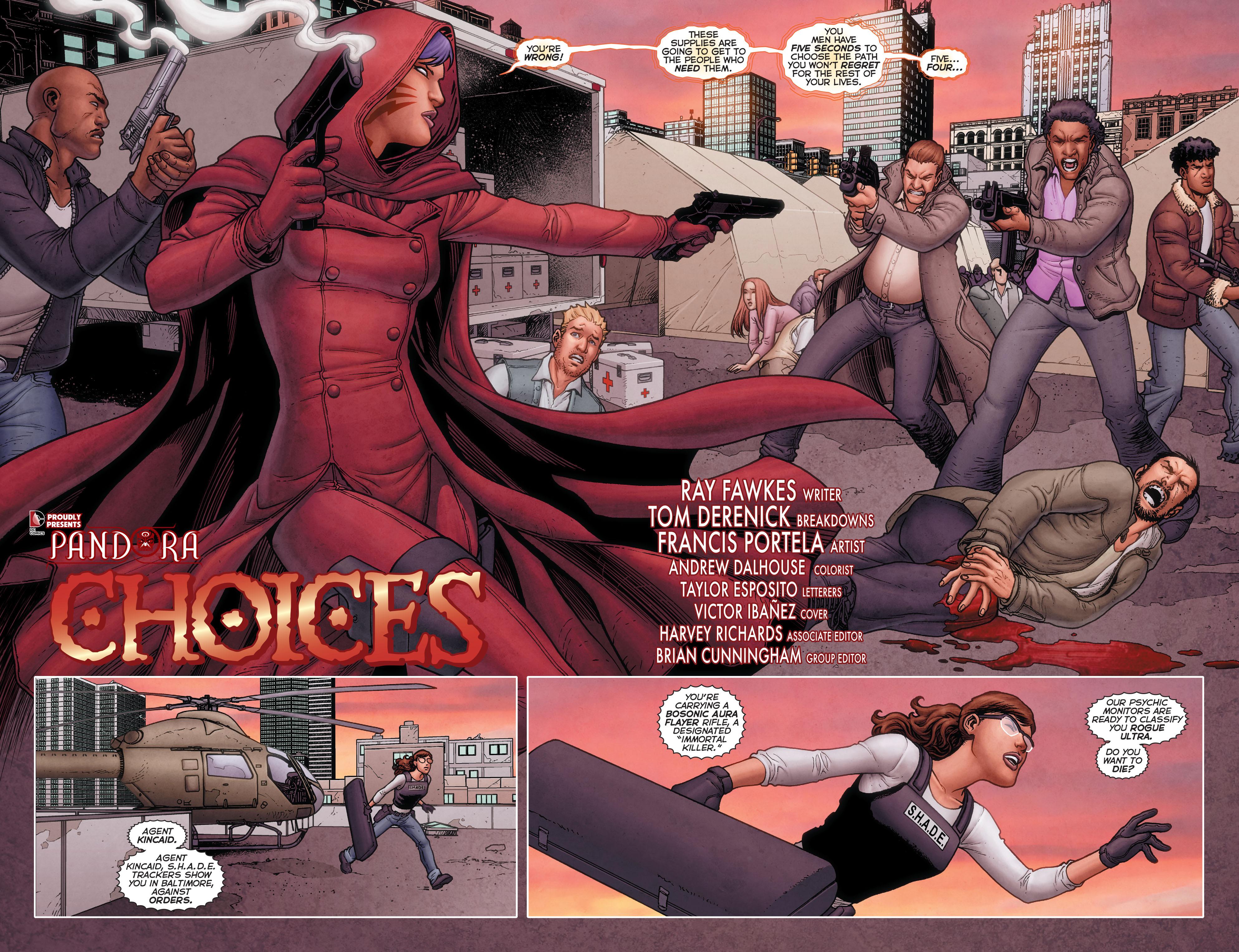 Read online Trinity of Sin: Pandora comic -  Issue #11 - 3