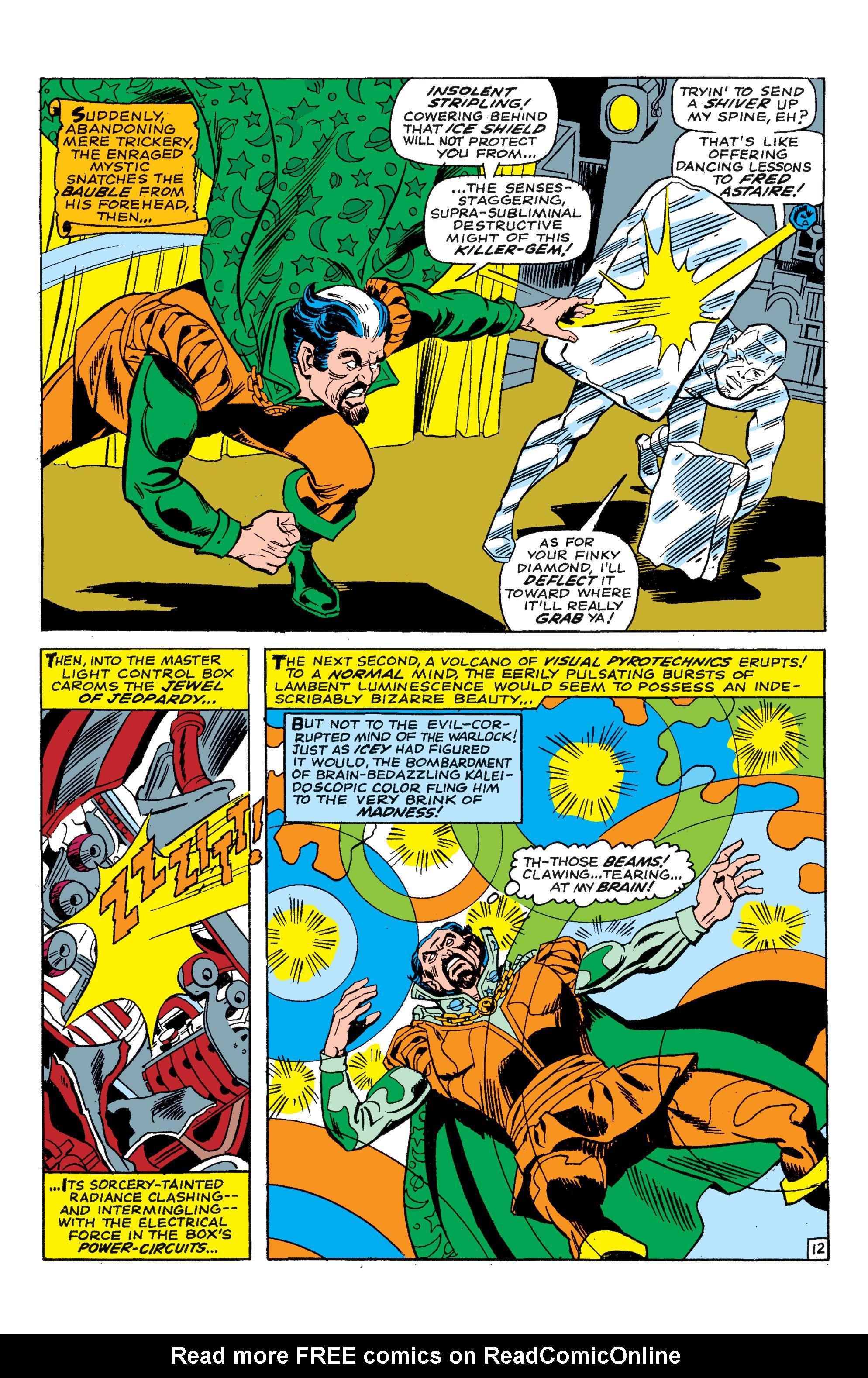 Uncanny X-Men (1963) 47 Page 12