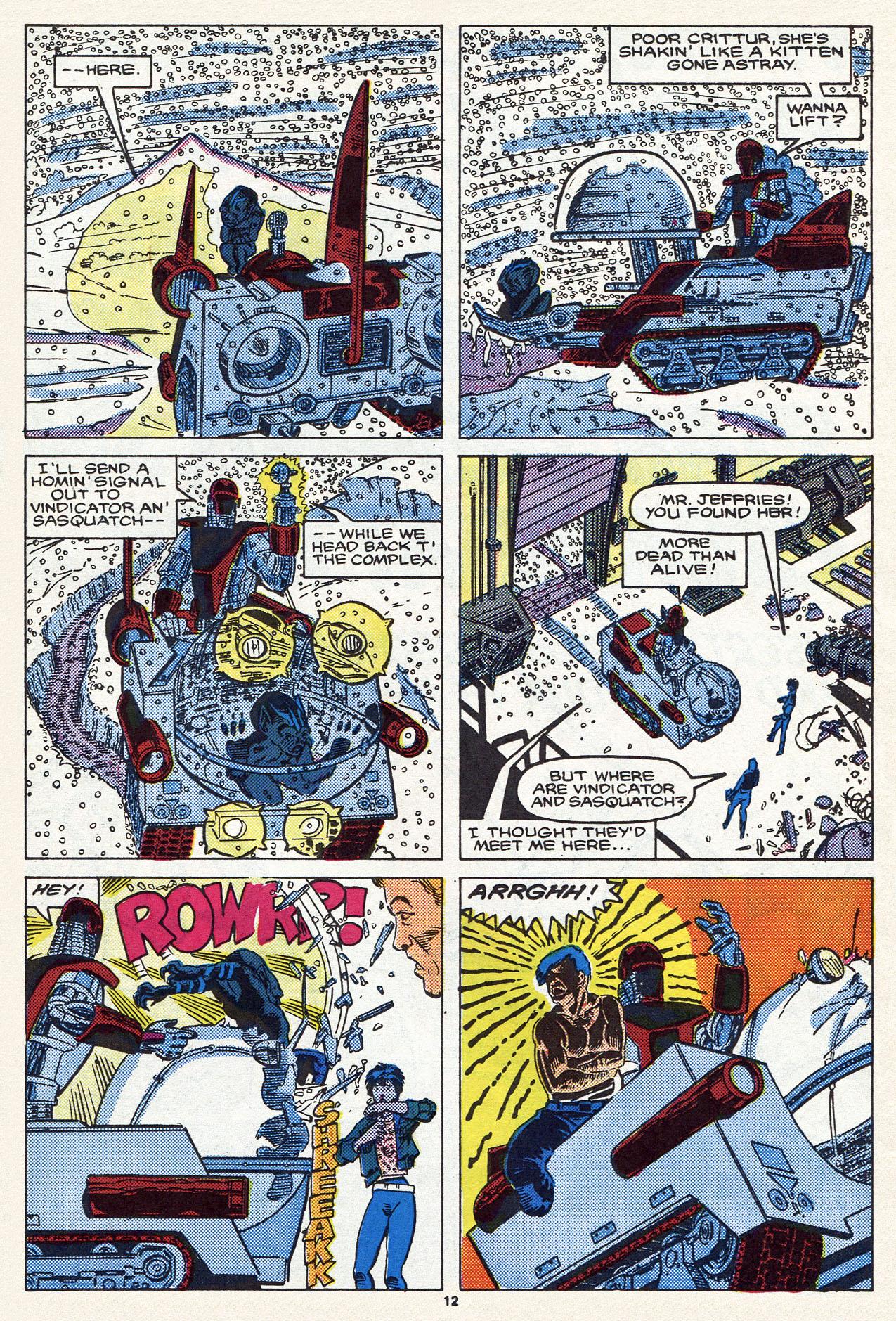 Read online Alpha Flight (1983) comic -  Issue #54 - 17