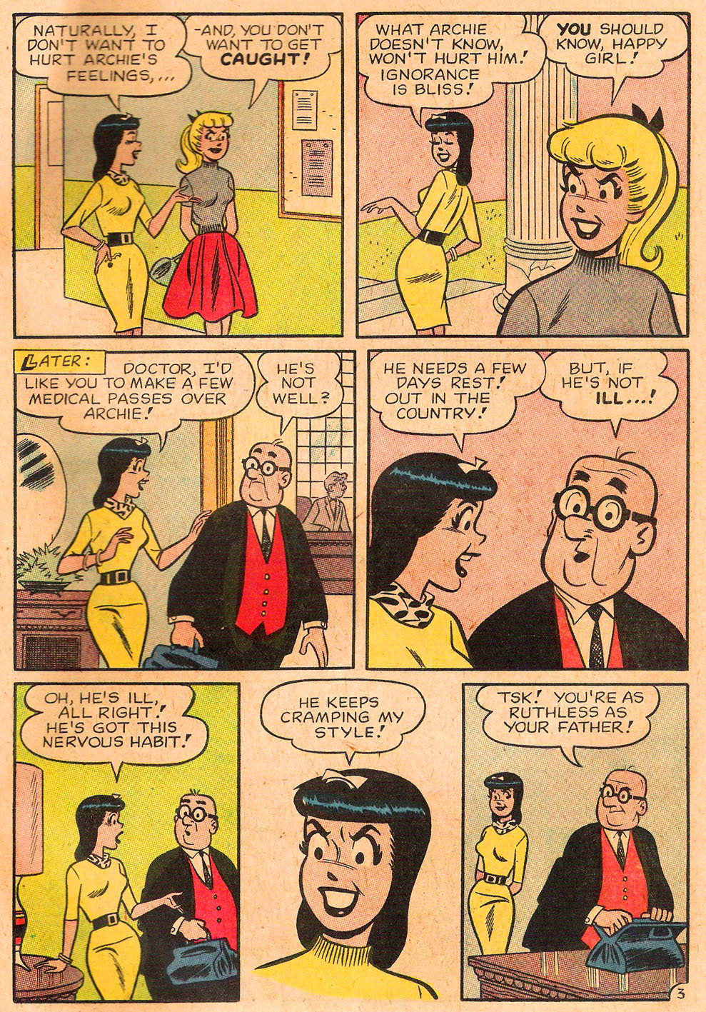 Read online Archie's Girls Betty and Veronica comic -  Issue #85 - 31