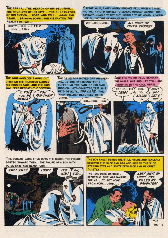 Read online Shock SuspenStories comic -  Issue #14 - 16