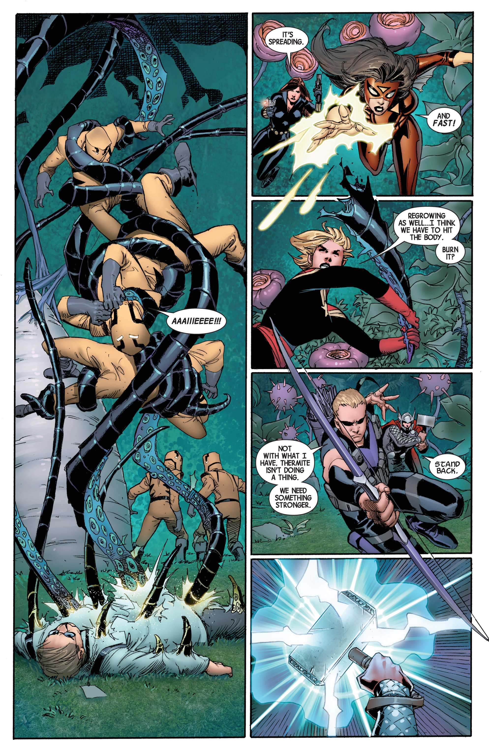 Read online Avengers (2013) comic -  Issue #Avengers (2013) _TPB 1 - 94