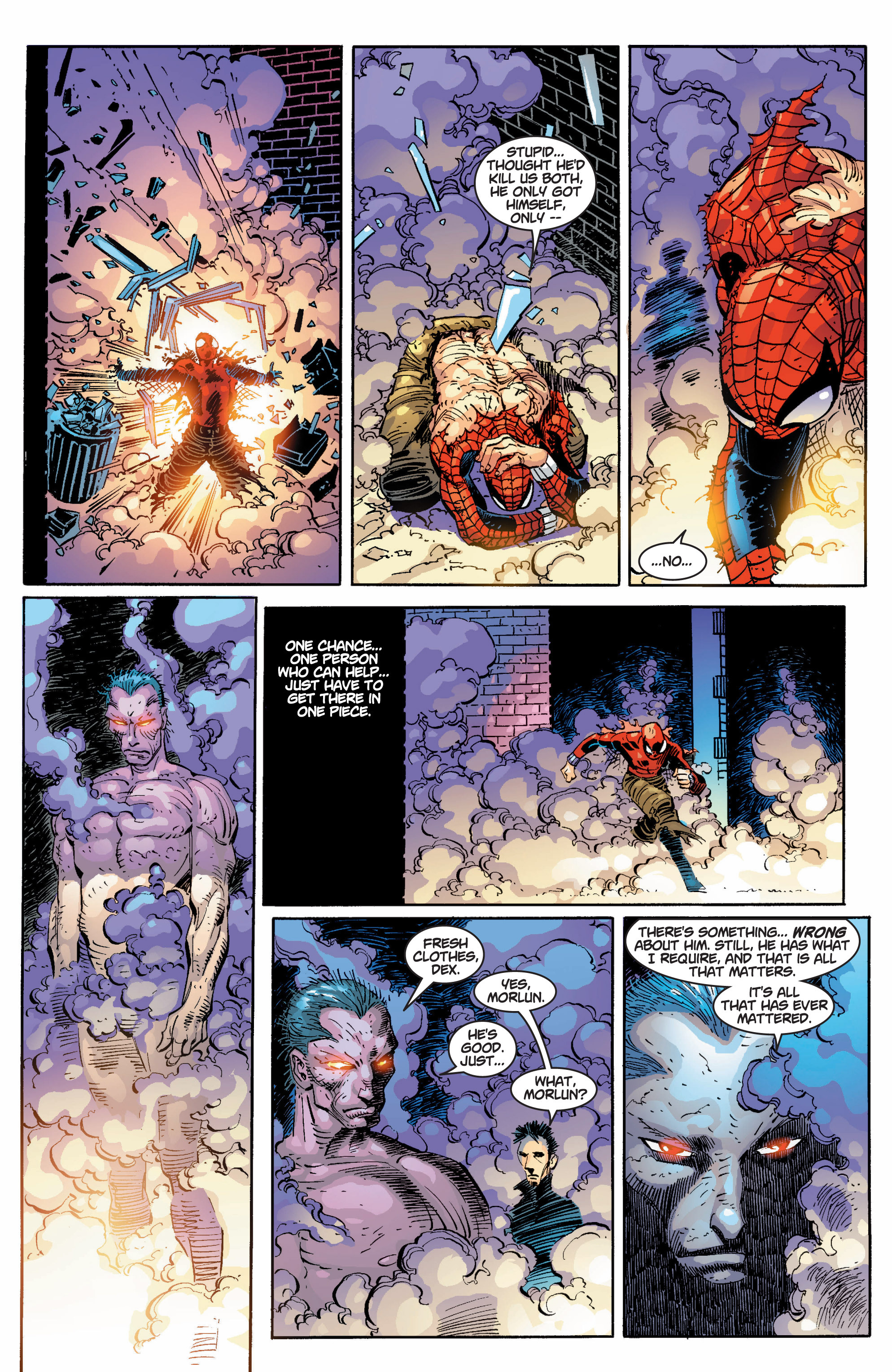 The Amazing Spider-Man (1999) 33 Page 19