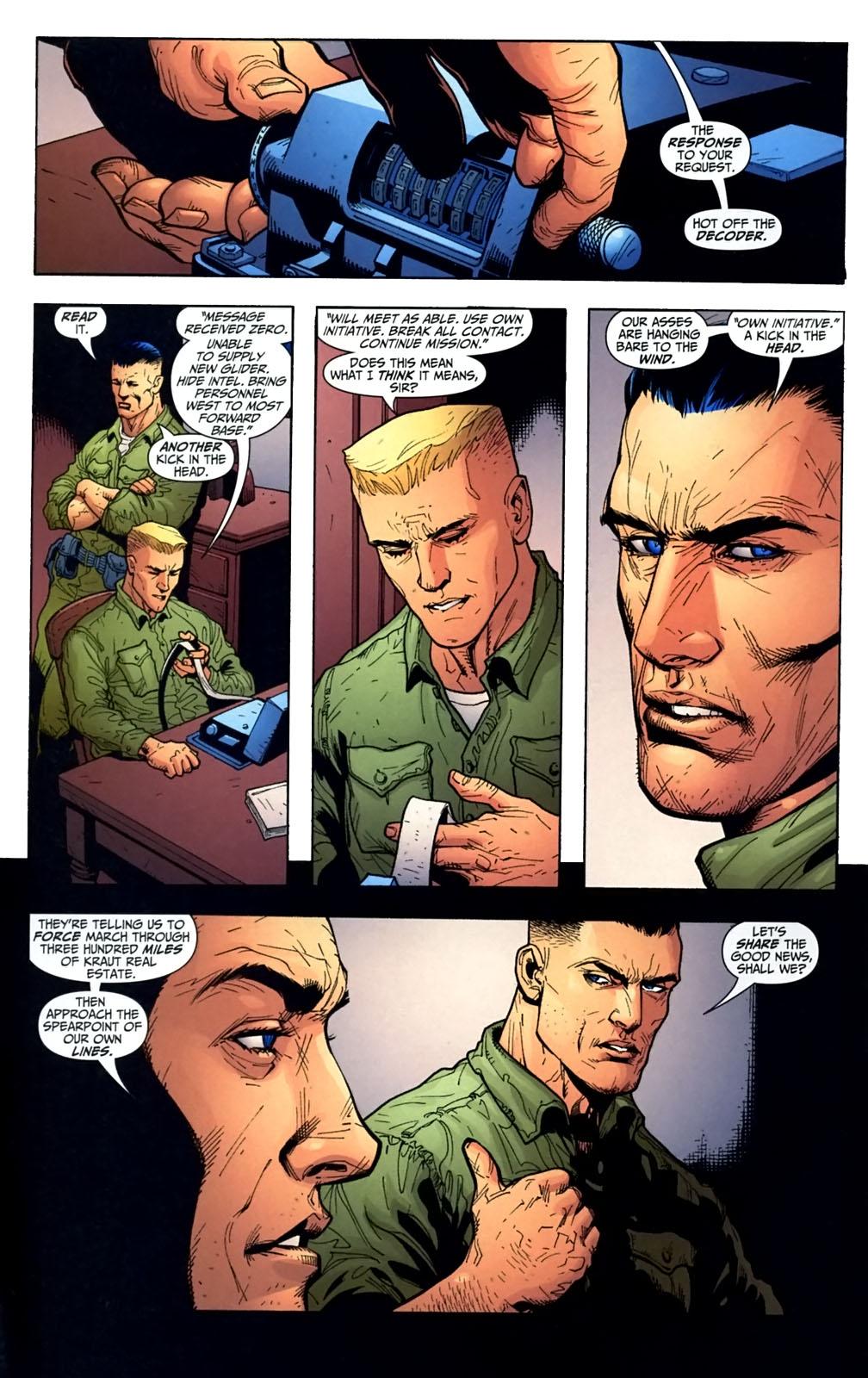 Read online Team Zero comic -  Issue #3 - 22