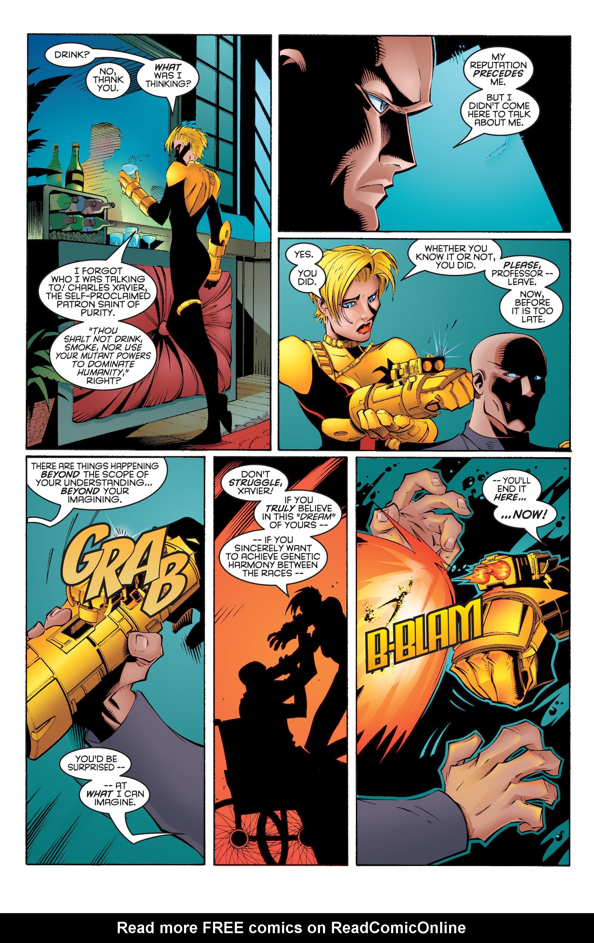 Read online Uncanny X-Men (1963) comic -  Issue #332 - 8