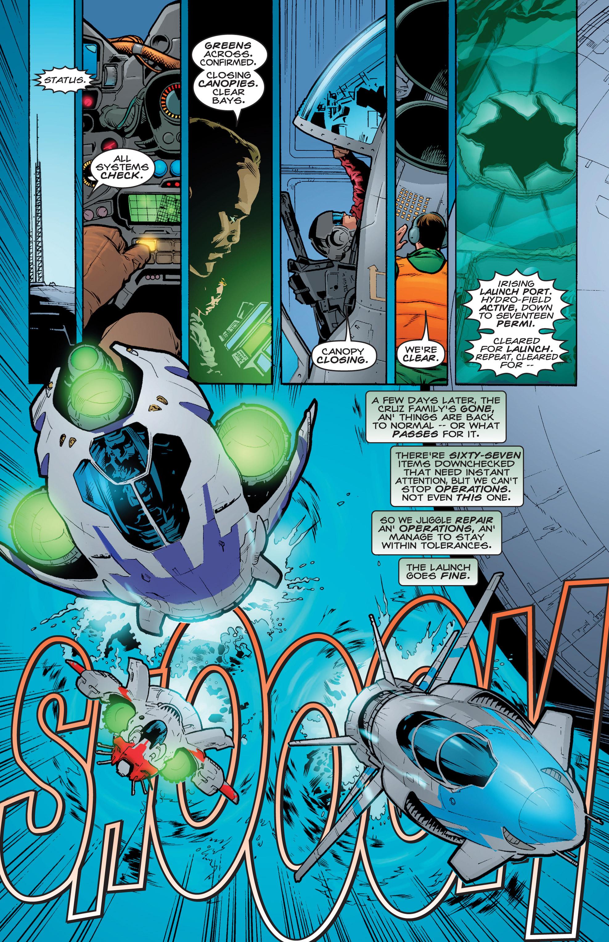 Read online Shockrockets comic -  Issue # TPB - 82