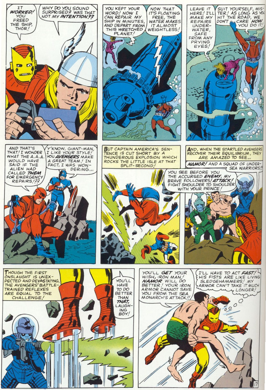 The Avengers (1963) 4 Page 17