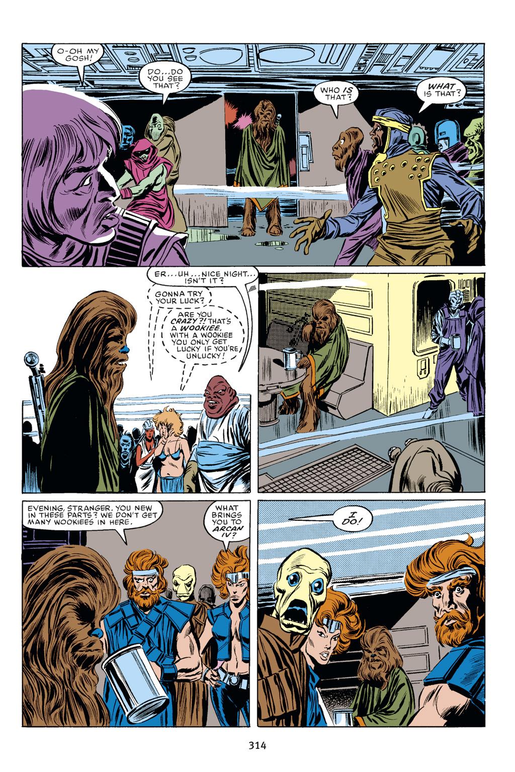 Read online Star Wars Omnibus comic -  Issue # Vol. 18.5 - 34
