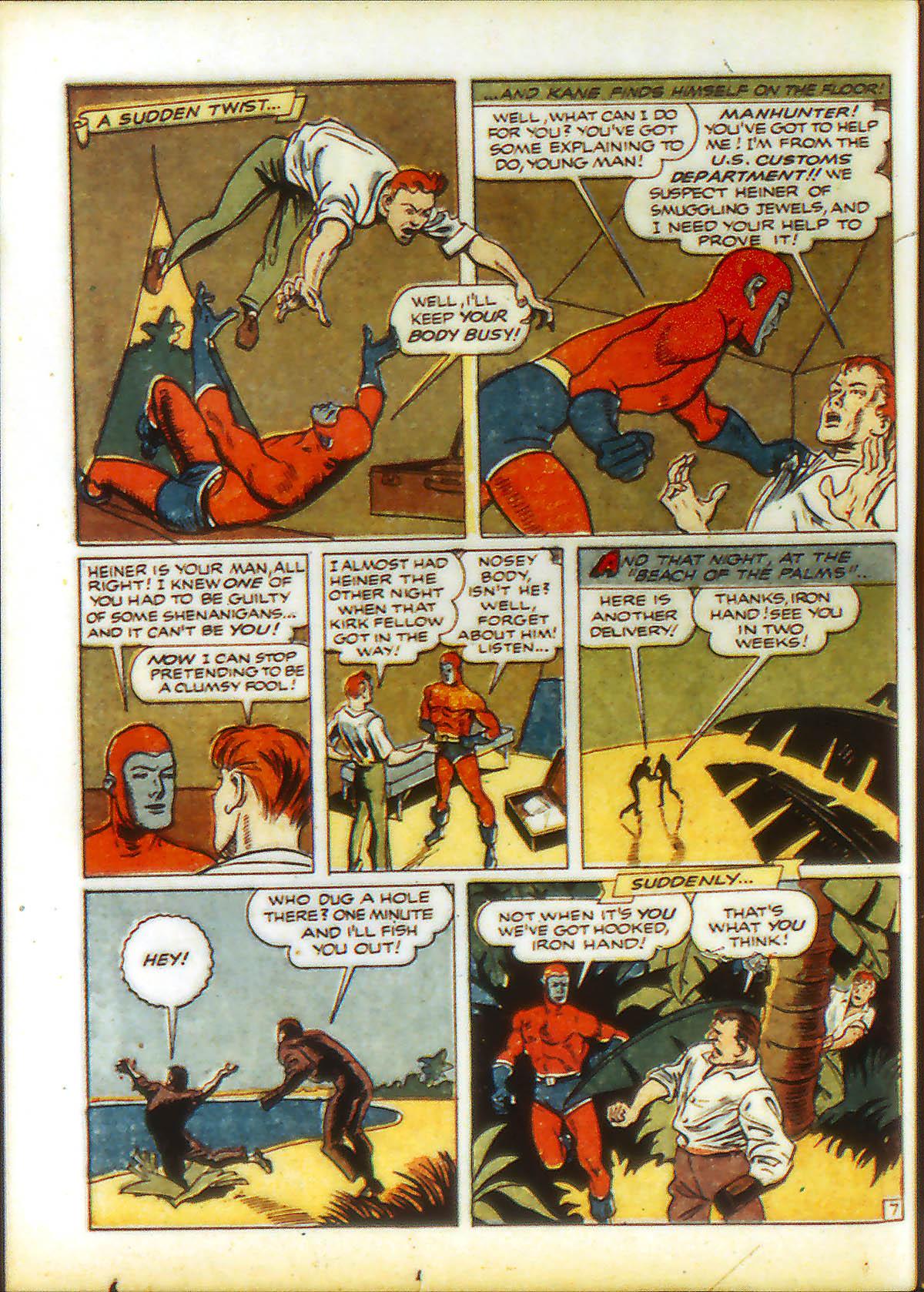 Read online Adventure Comics (1938) comic -  Issue #89 - 46
