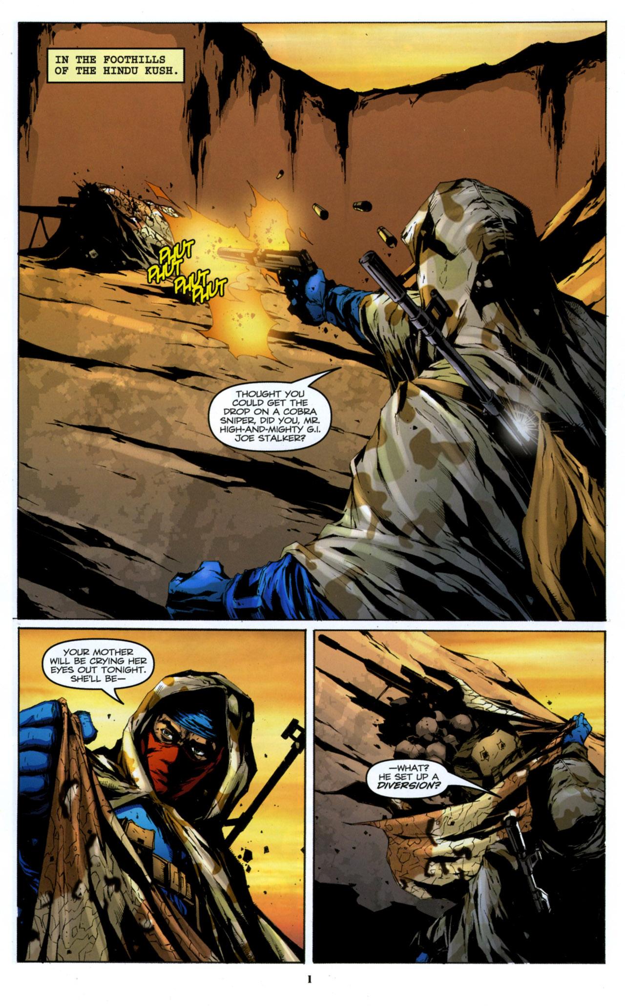 G.I. Joe: A Real American Hero 157 Page 2