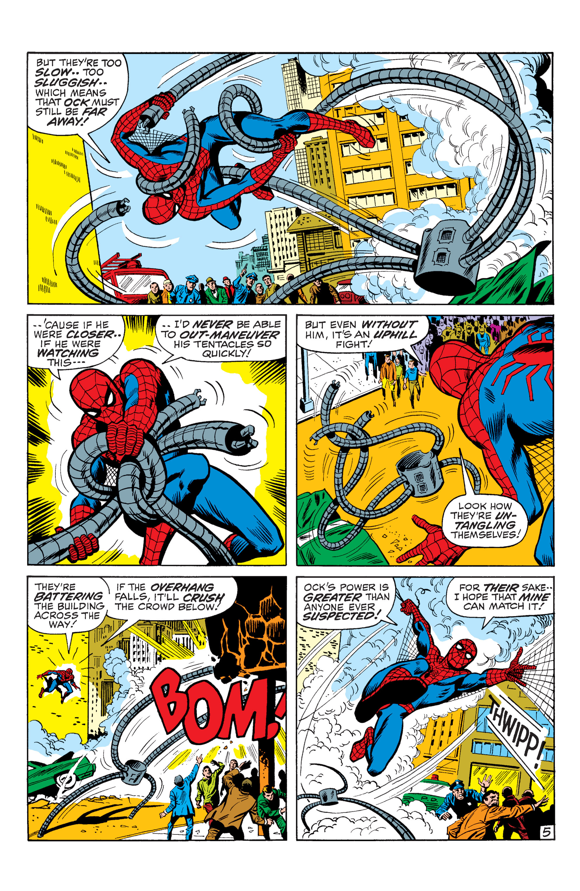 The Amazing Spider-Man (1963) 88 Page 5