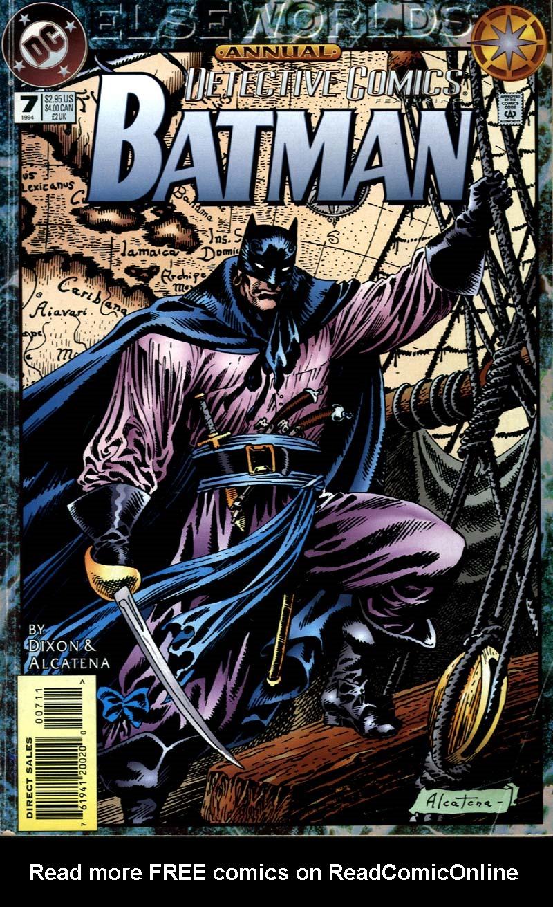 Detective Comics (1937) _Annual_7 Page 0