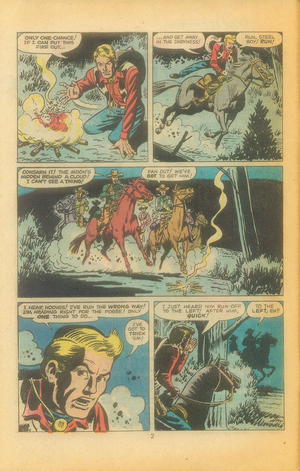 Kid Colt Outlaw issue 197 - Page 4