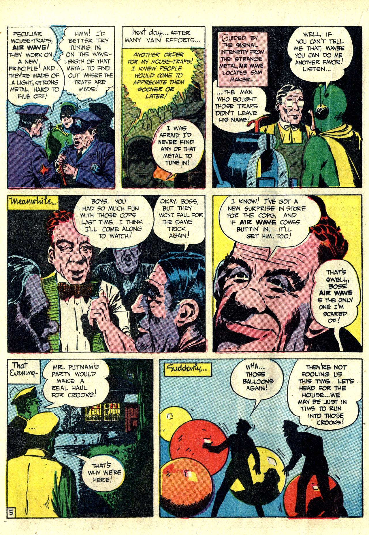 Read online Detective Comics (1937) comic -  Issue #78 - 42