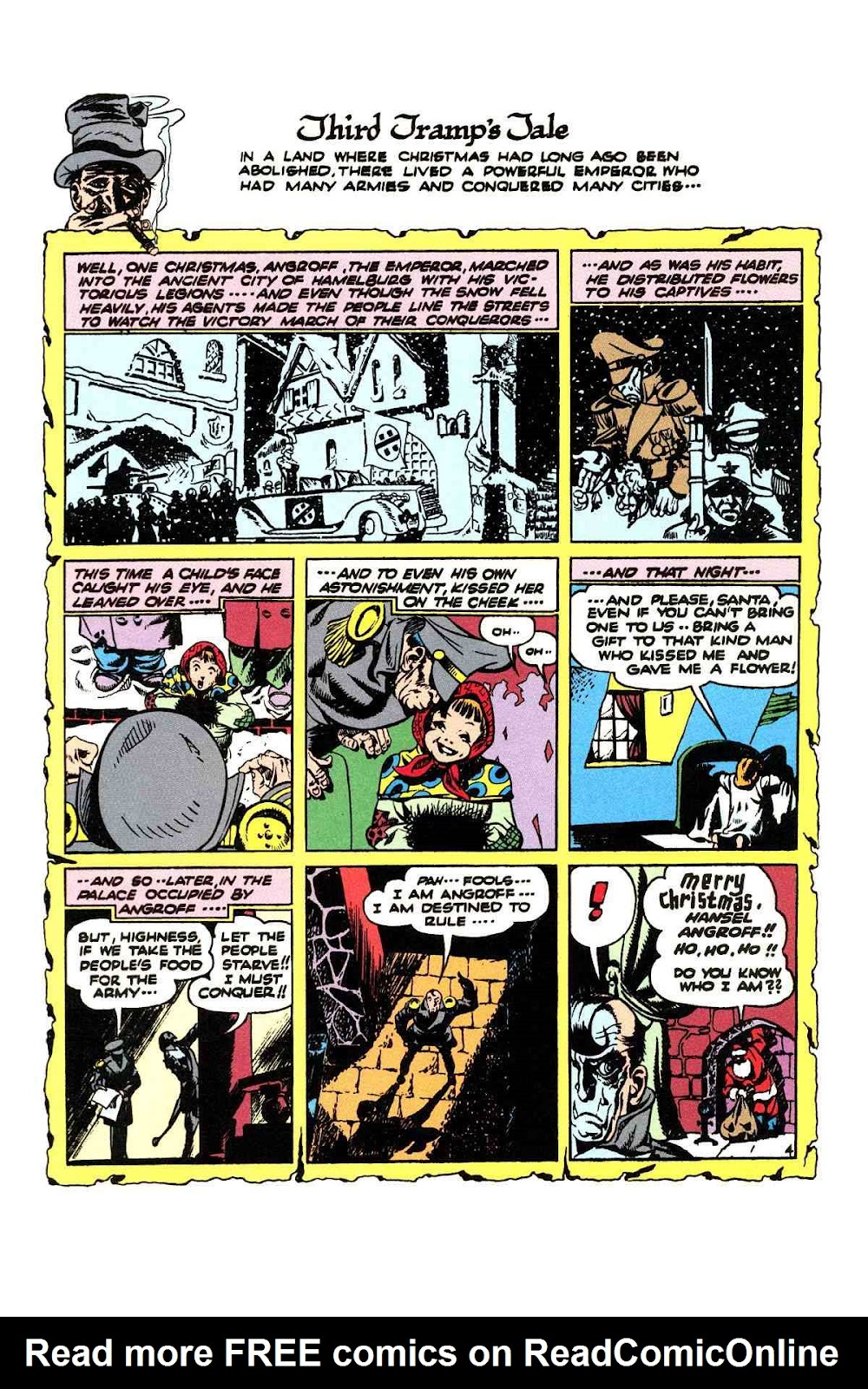 Read online Will Eisner's The Spirit Archives comic -  Issue # TPB 3 (Part 2) - 105