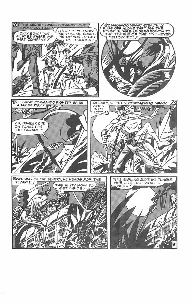 Read online Men of Mystery Comics comic -  Issue #30 - 7
