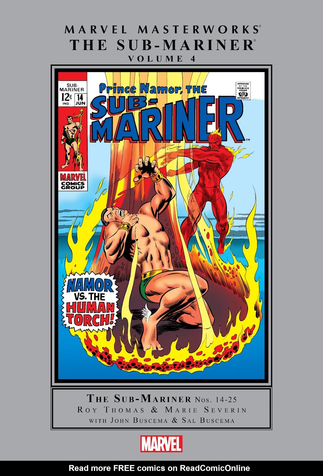 Marvel Masterworks: The Sub-Mariner TPB_4_(Part_1) Page 1
