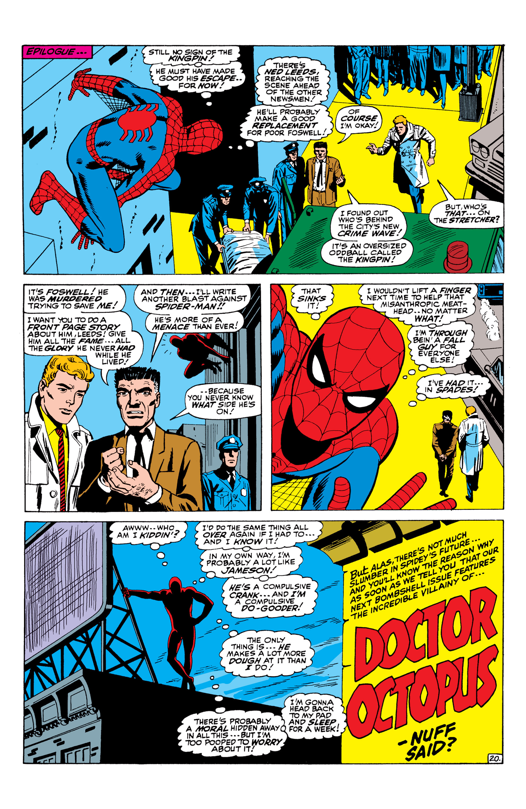 The Amazing Spider-Man (1963) 52 Page 20