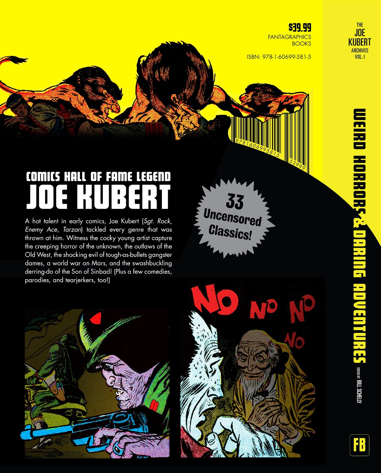 Read online The Joe Kubert Archives comic -  Issue # TPB (Part 3) - 42