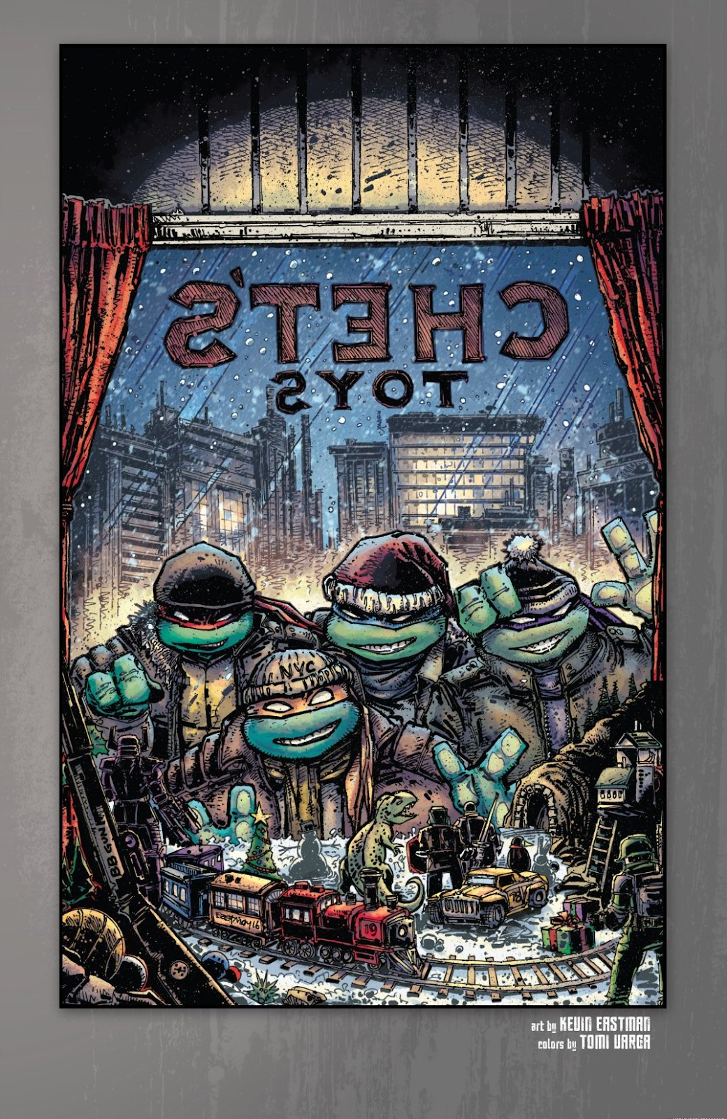 Read online Teenage Mutant Ninja Turtles: The IDW Collection comic -  Issue # TPB 8 (Part 3) - 46