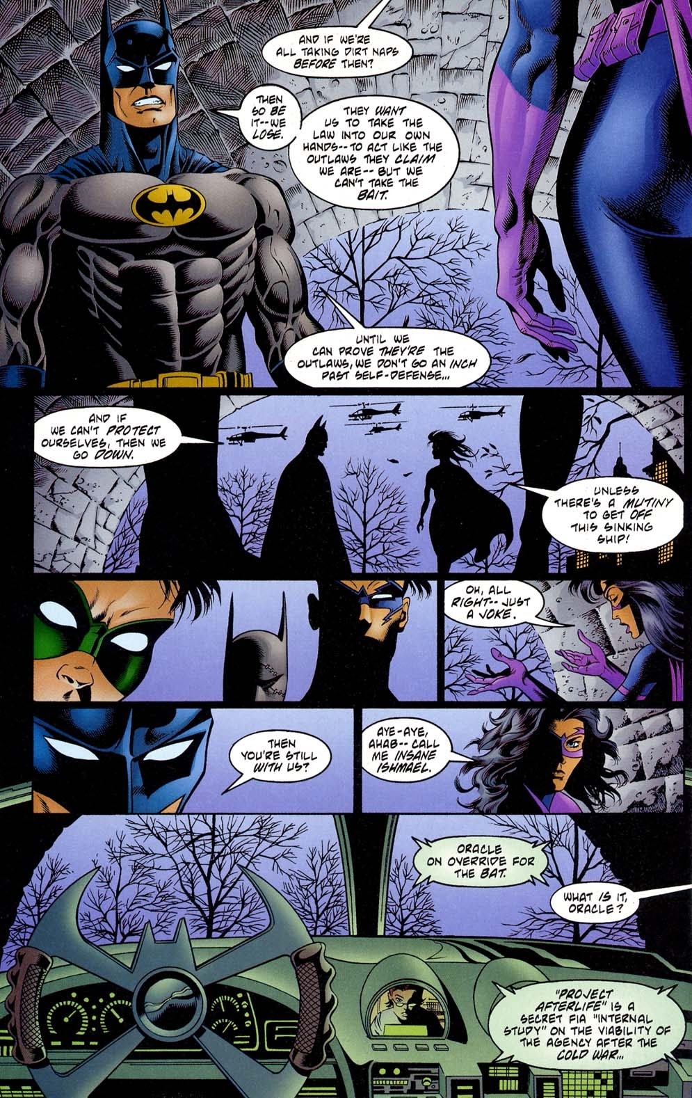 Batman: Outlaws issue 2 - Page 49