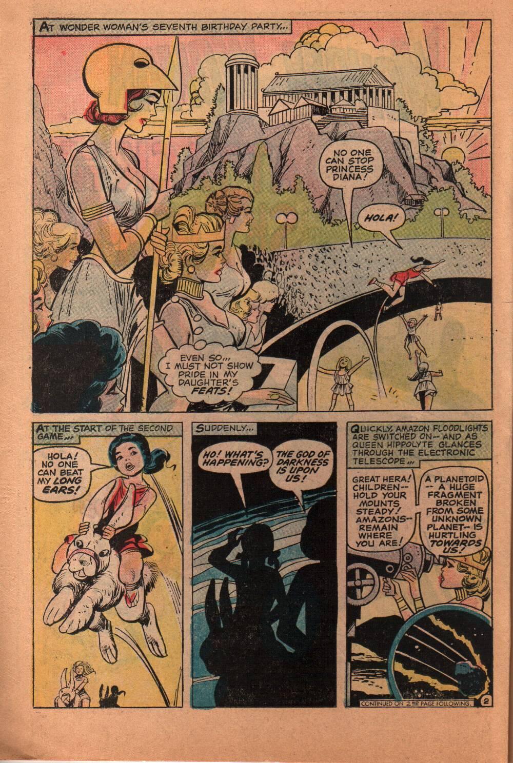 Read online Wonder Woman (1942) comic -  Issue #209 - 21