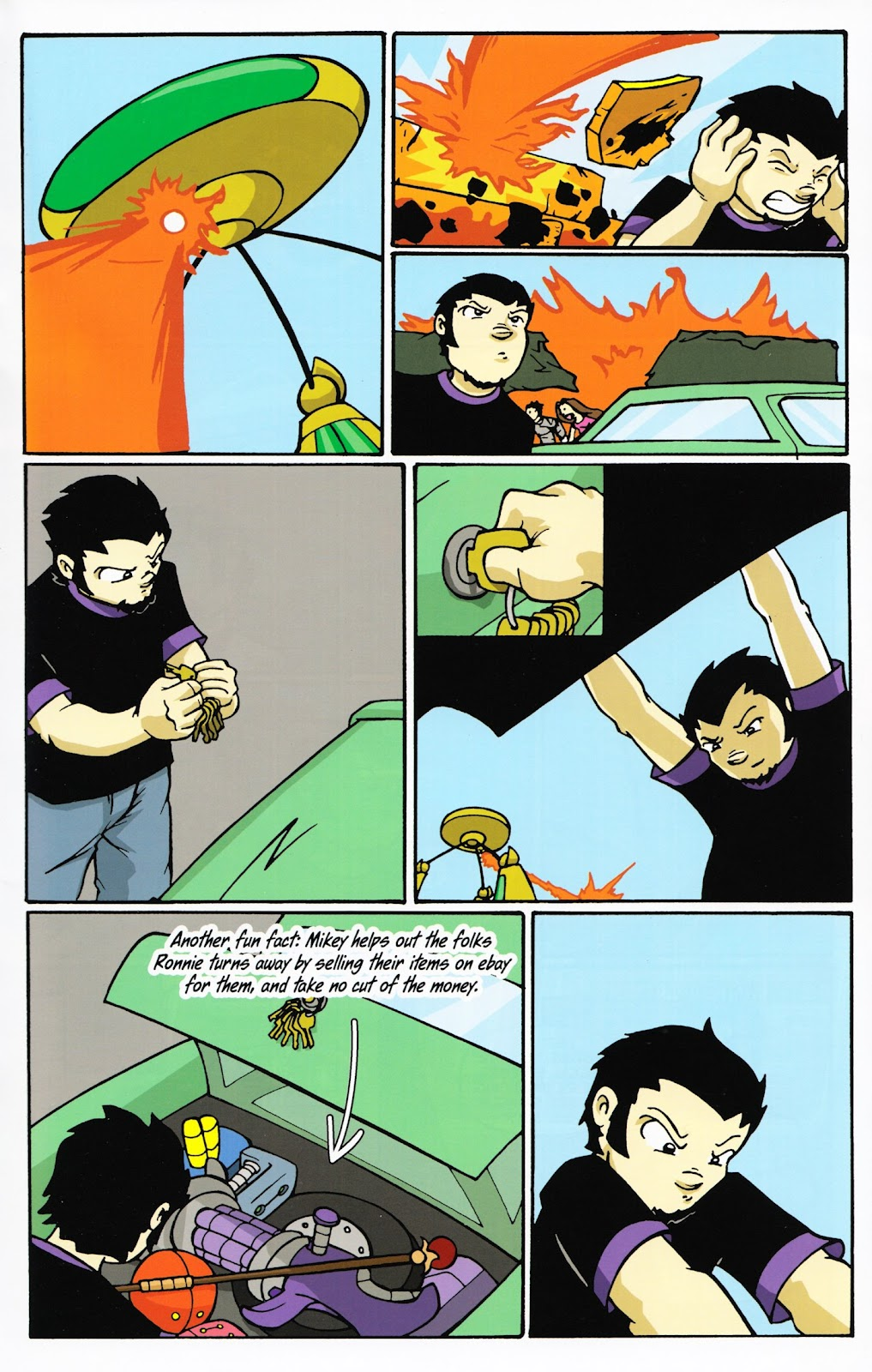 Read online Critter (2012) comic -  Issue #13 - 28