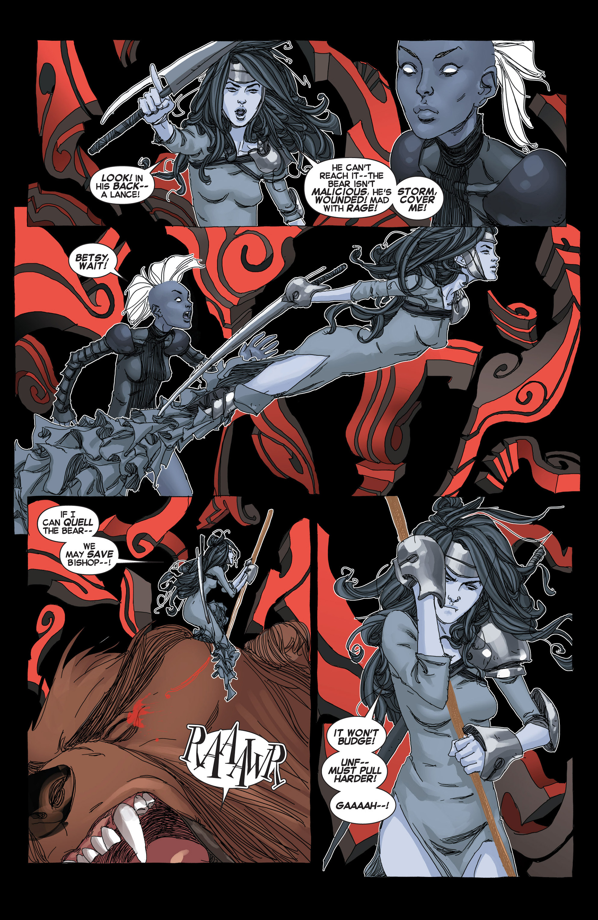Read online Uncanny X-Force (2013) comic -  Issue #5 - 19
