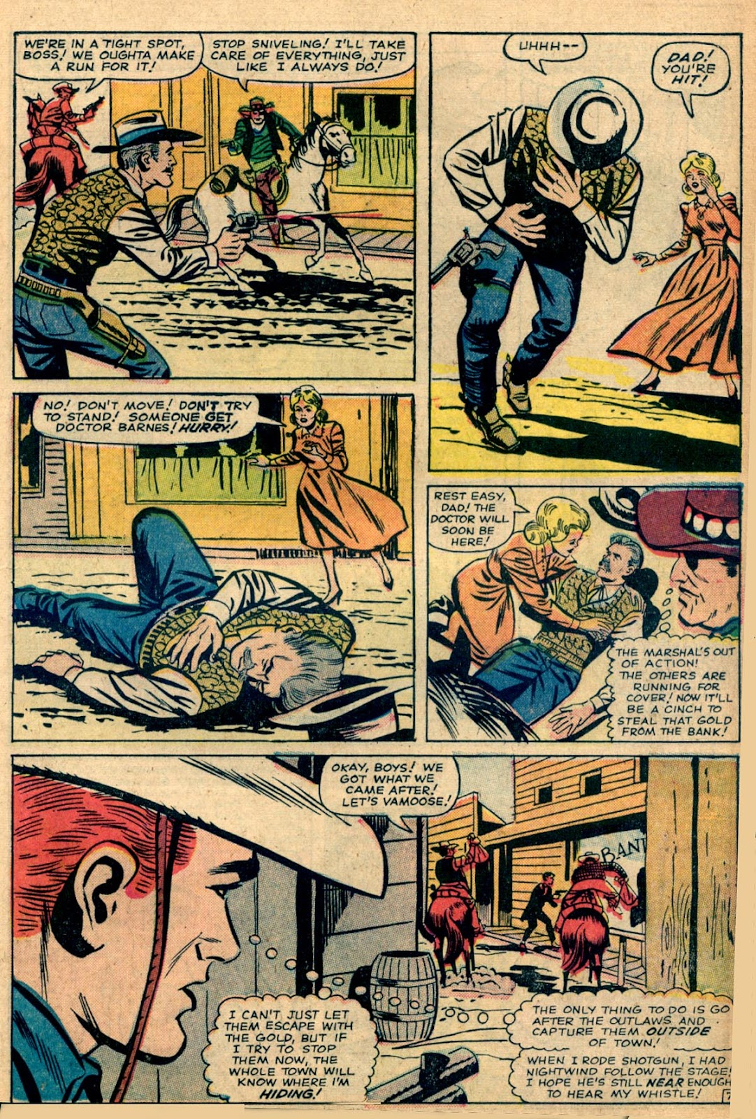 The Rawhide Kid (1955) issue 43 - Page 11