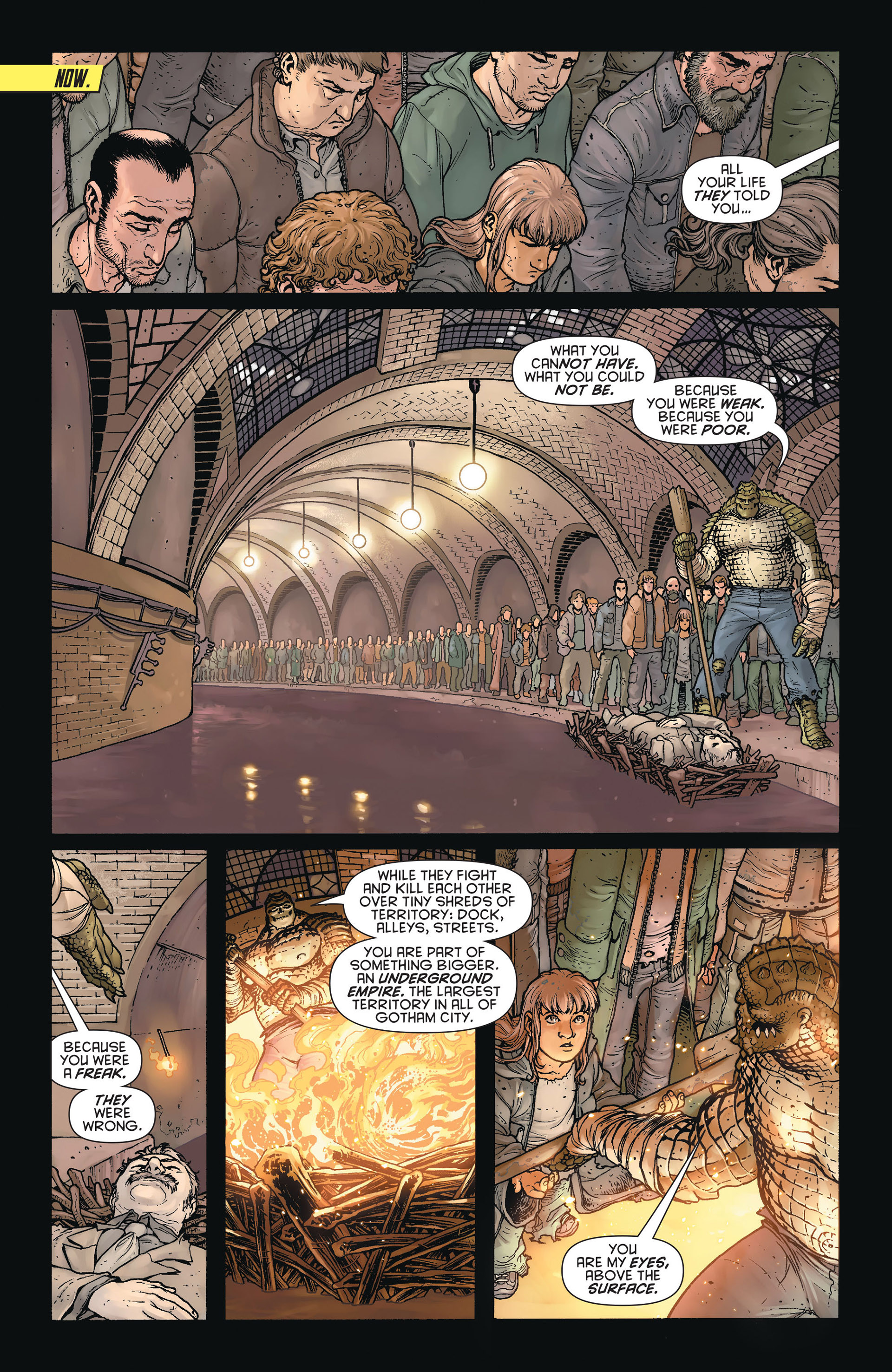 Read online Batman and Robin (2011) comic -  Issue #23.4 - 20