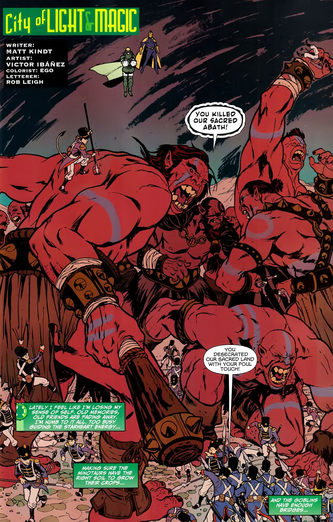 Read online JSA 80-Page Giant 2011 comic -  Issue # Full - 24