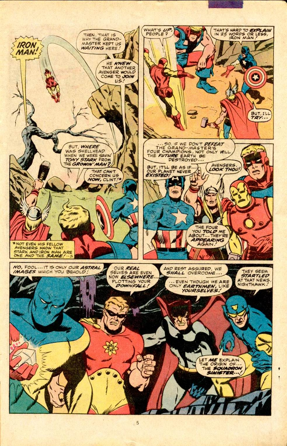 The Avengers (1963) 70 Page 4