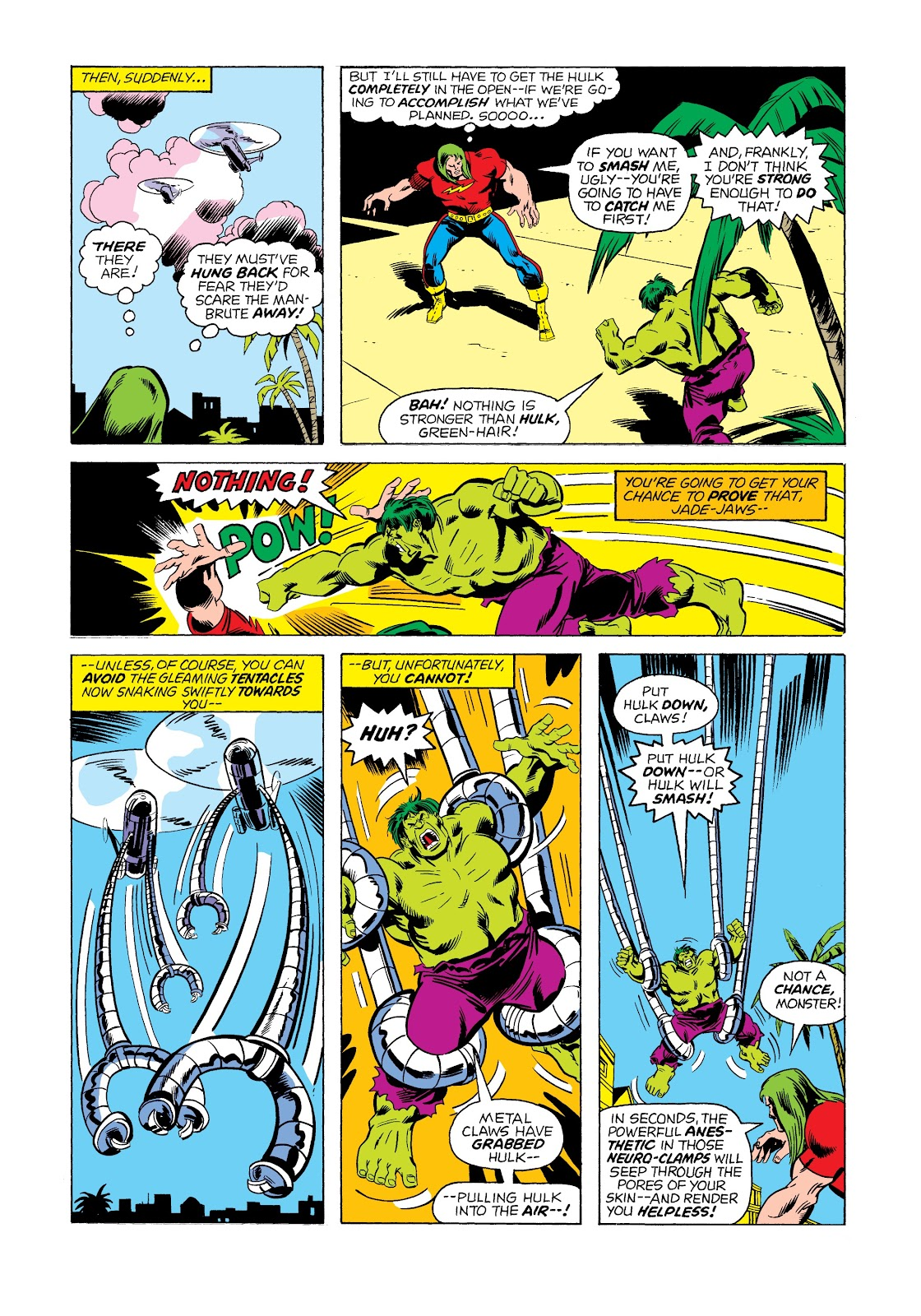 Read online Marvel Masterworks: The Incredible Hulk comic -  Issue # TPB 12 (Part 1) - 89