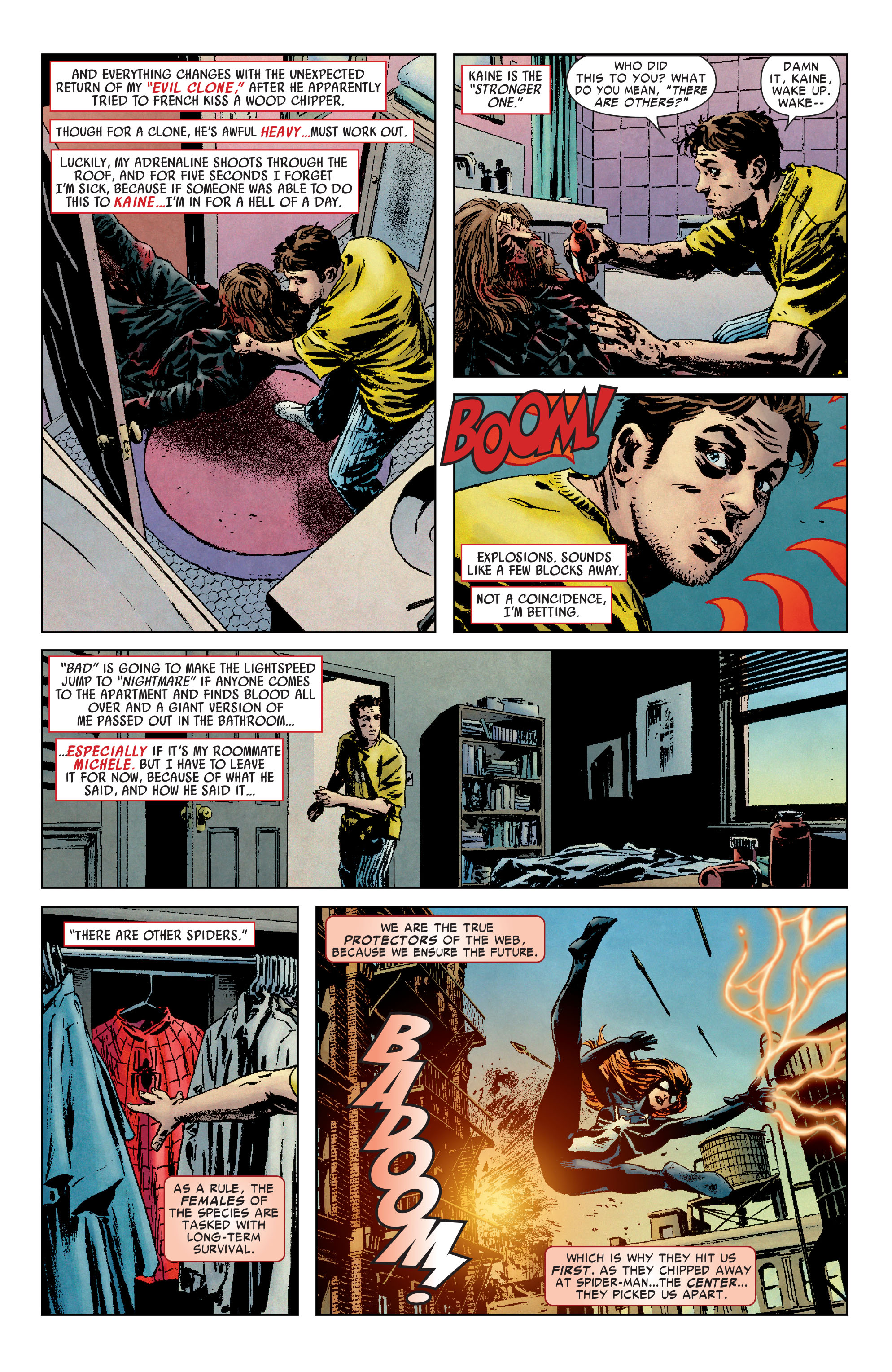 The Amazing Spider-Man (1963) 634 Page 8