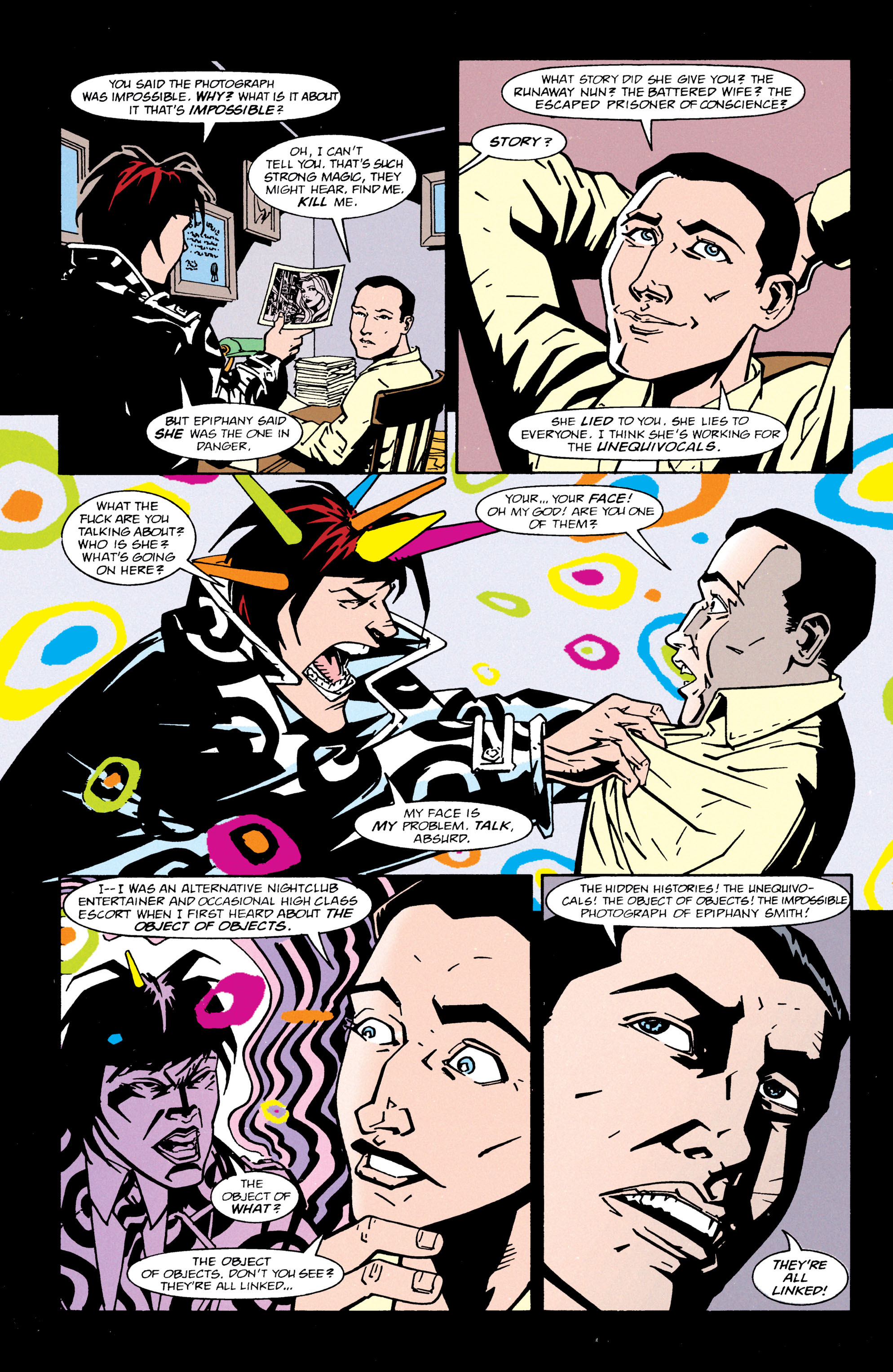 Read online Shade, the Changing Man comic -  Issue #65 - 13