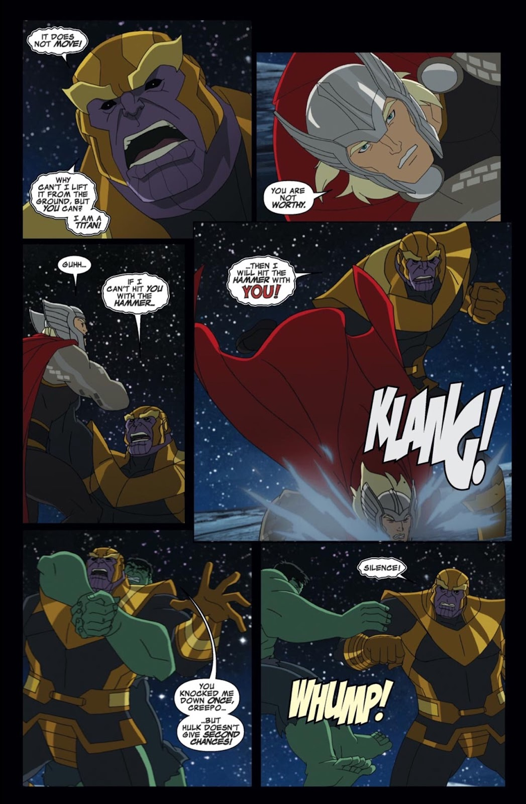 Read online Marvel Universe Avengers Assemble Season 2 comic -  Issue #2 - 14