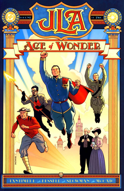 JLA: Age of Wonder 1 Page 1