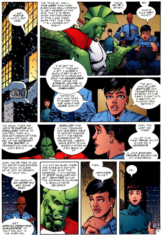 The Savage Dragon (1993) Issue #98 #101 - English 11