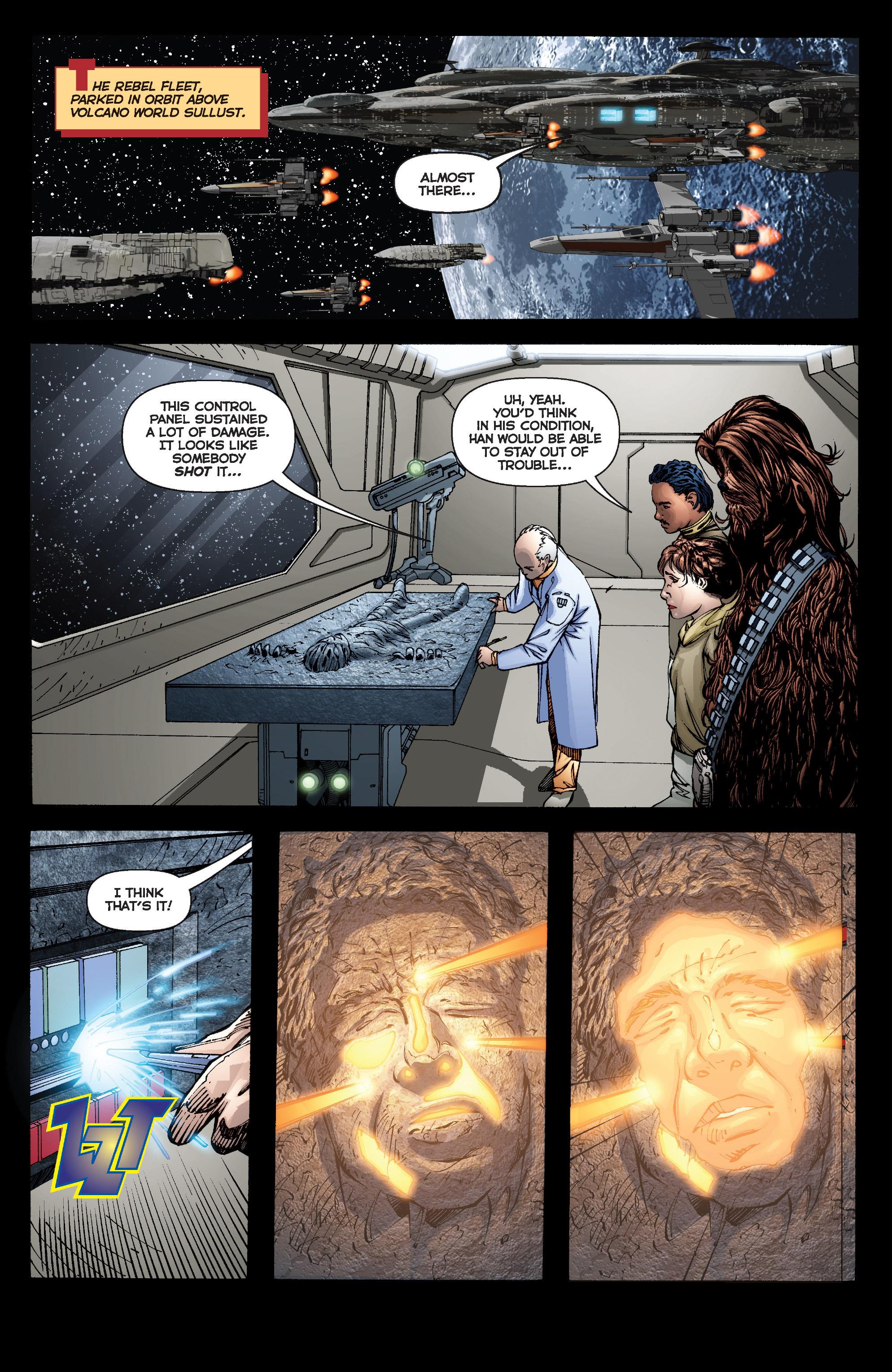 Read online Star Wars Omnibus comic -  Issue # Vol. 27 - 234