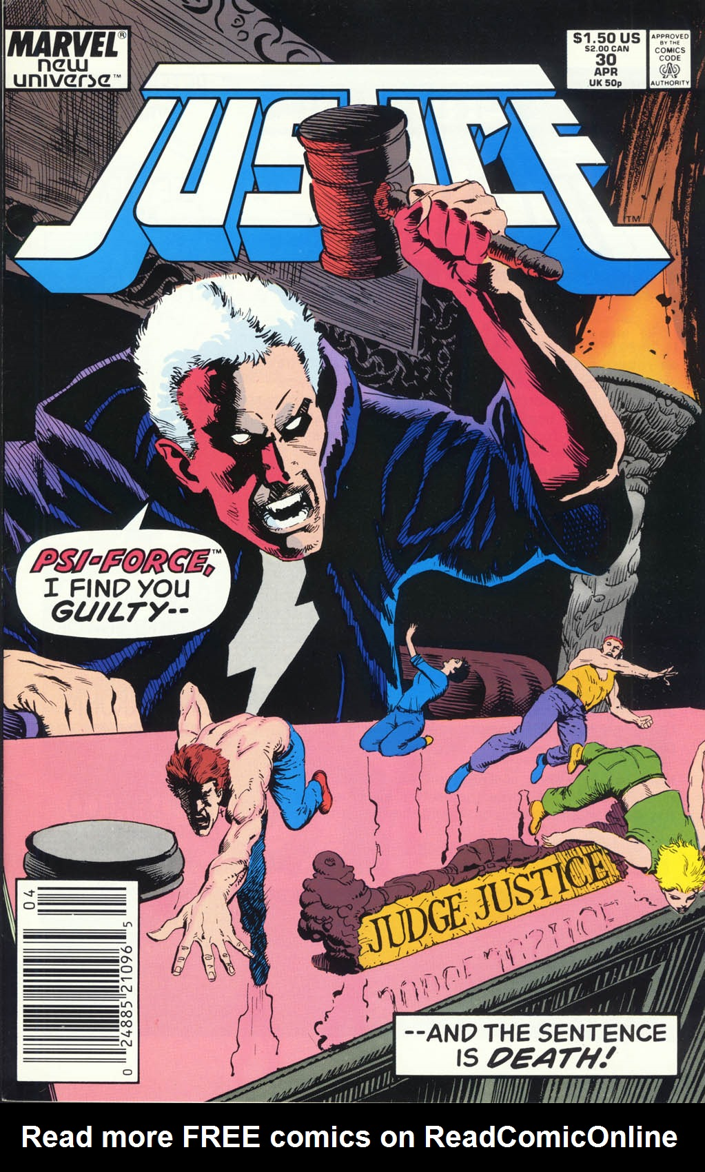 Justice (1986) 30 Page 1