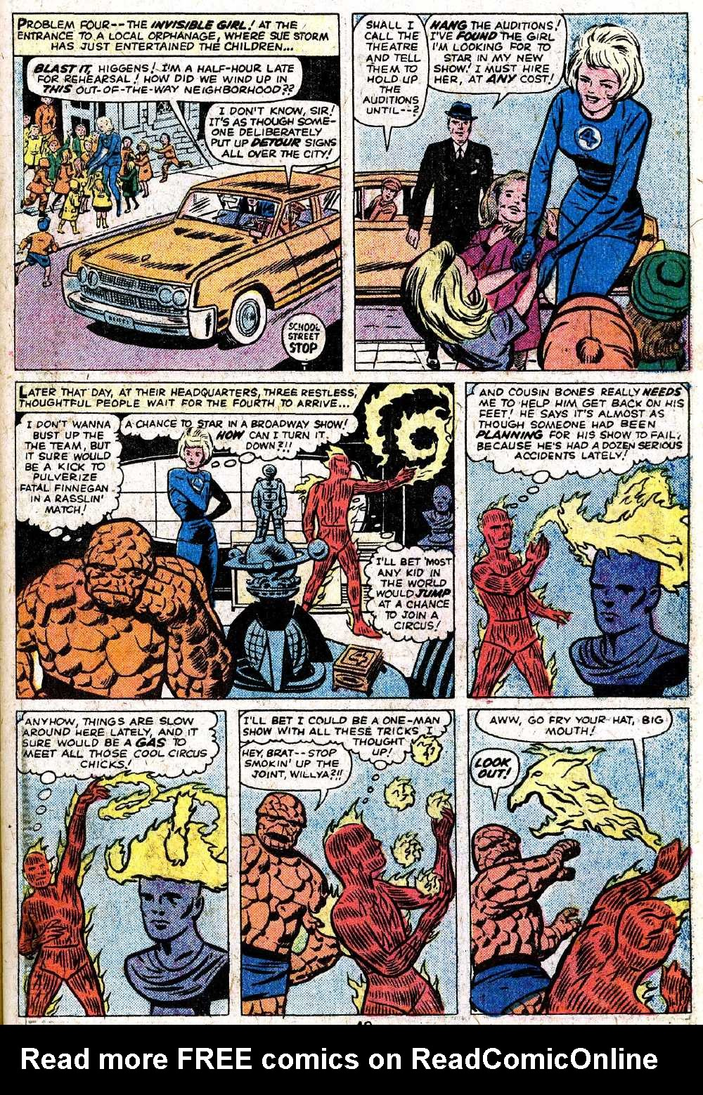 Giant-Size Fantastic Four issue 5 - Page 51