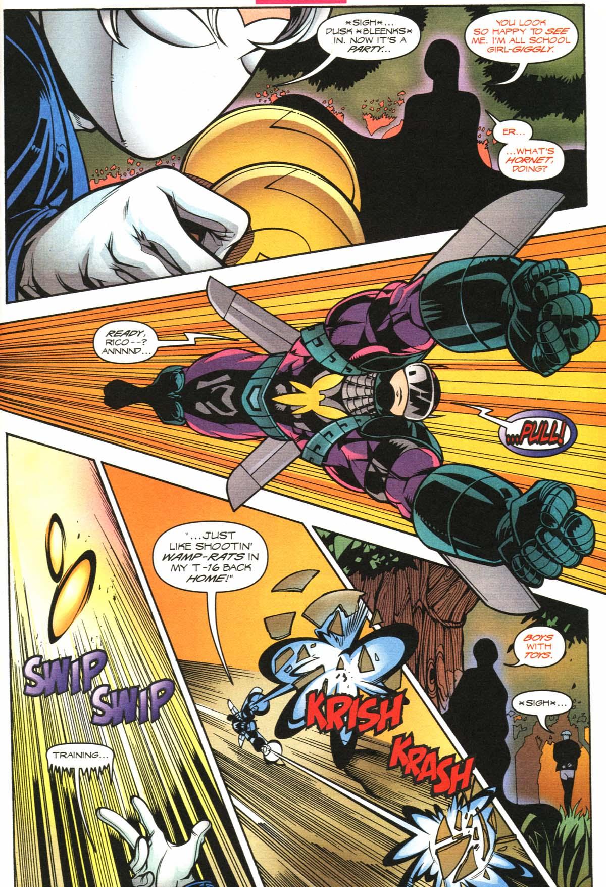 Read online Slingers comic -  Issue #9 - 8