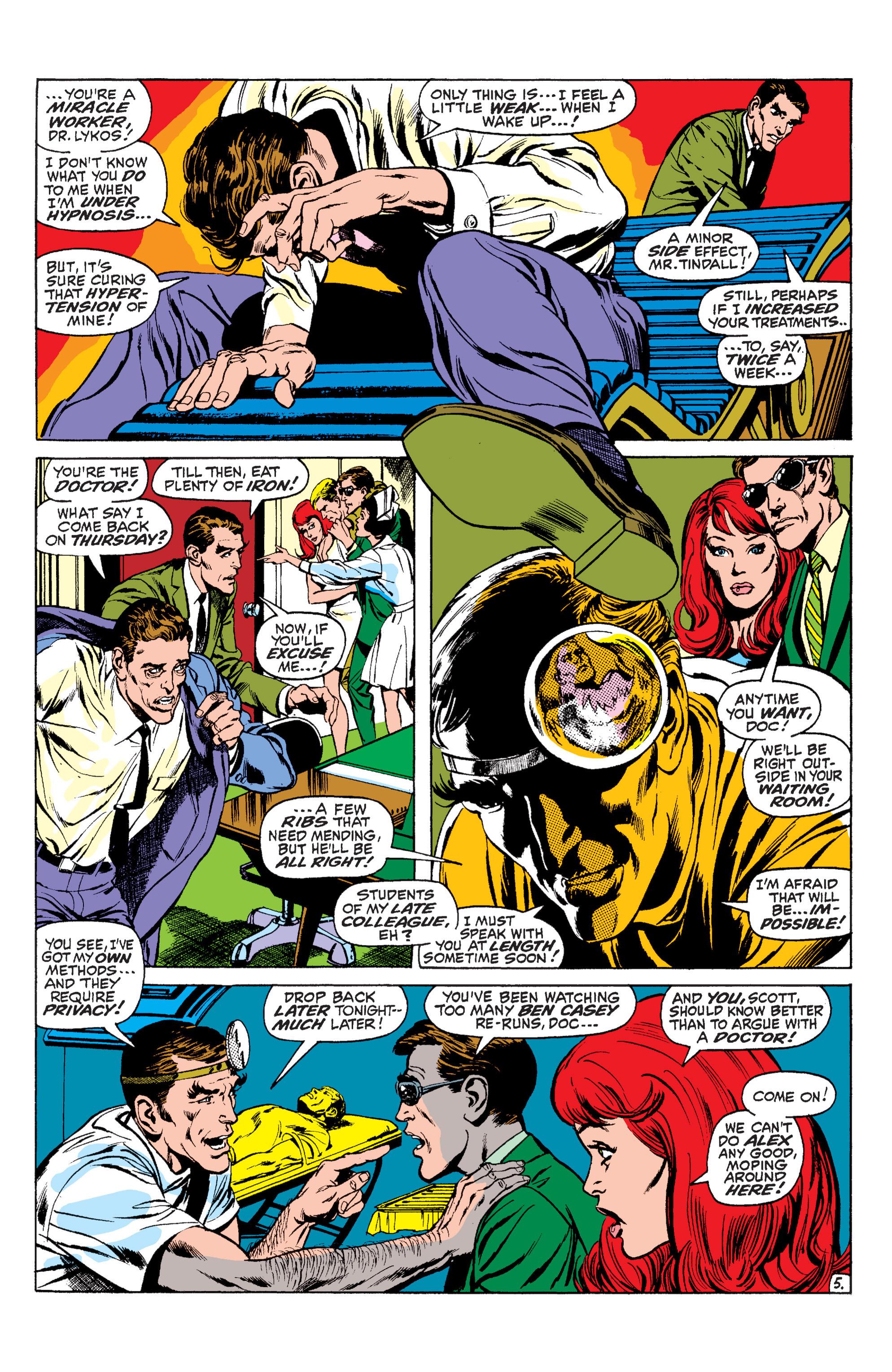 Read online Uncanny X-Men (1963) comic -  Issue #60 - 5