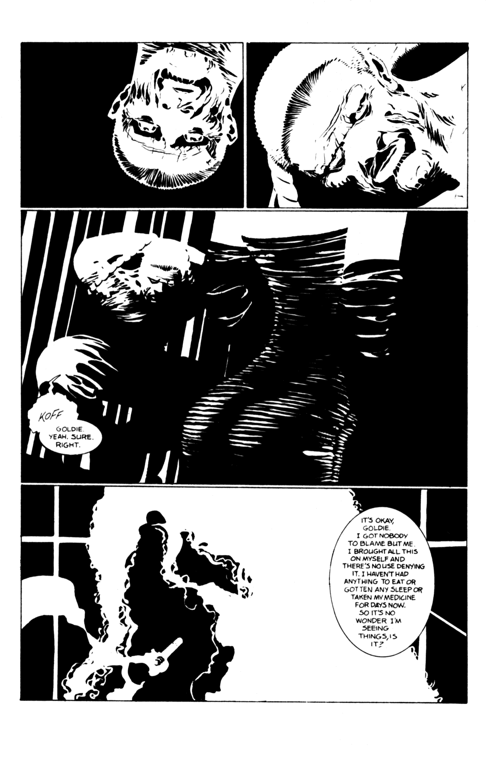 Read online Sin City comic -  Issue #12 - 2