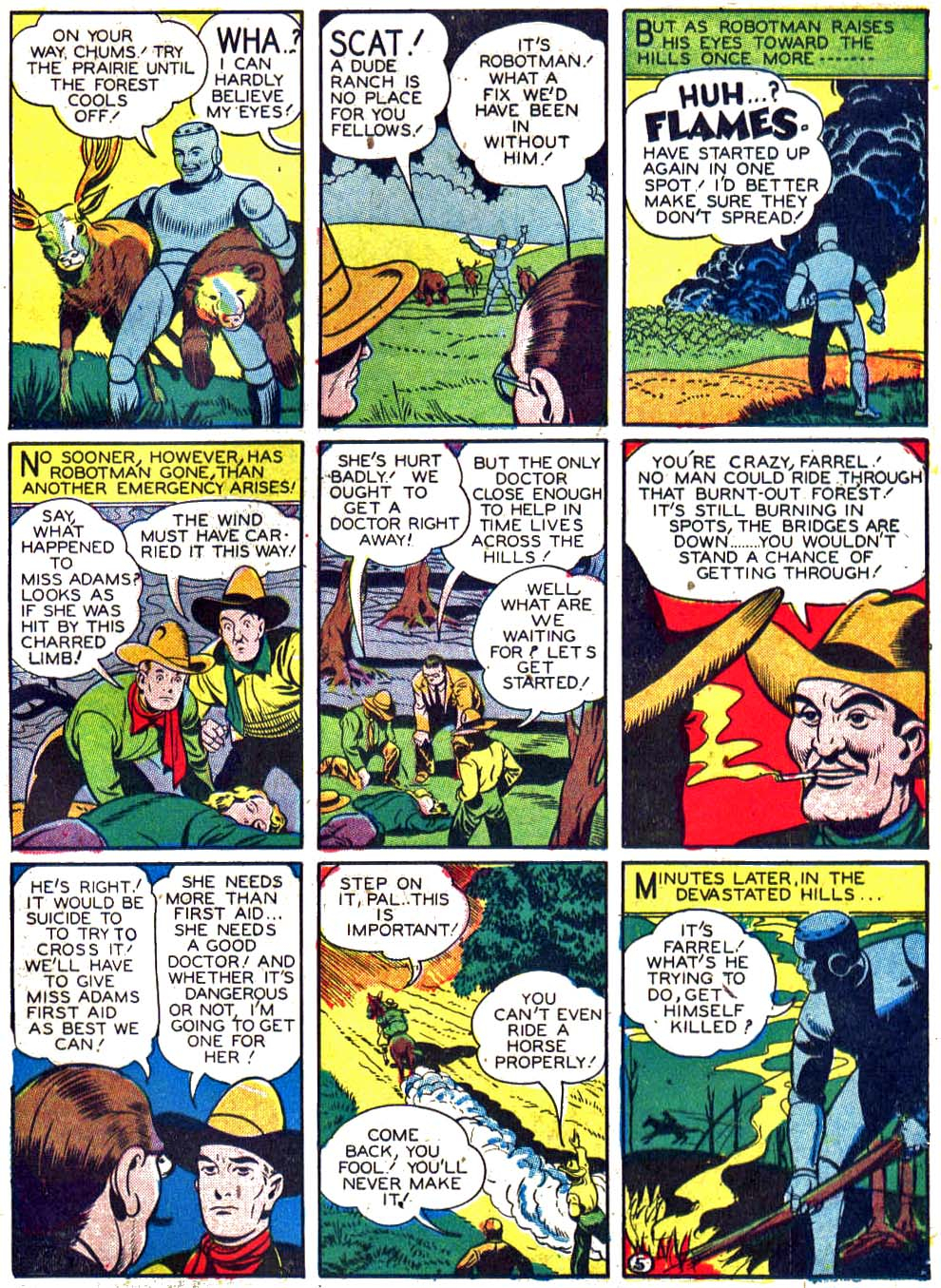 Star Spangled Comics (1941) issue 27 - Page 55