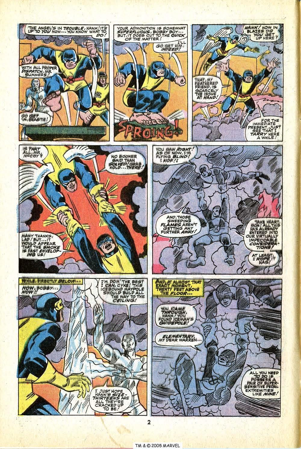 Uncanny X-Men (1963) 79 Page 3