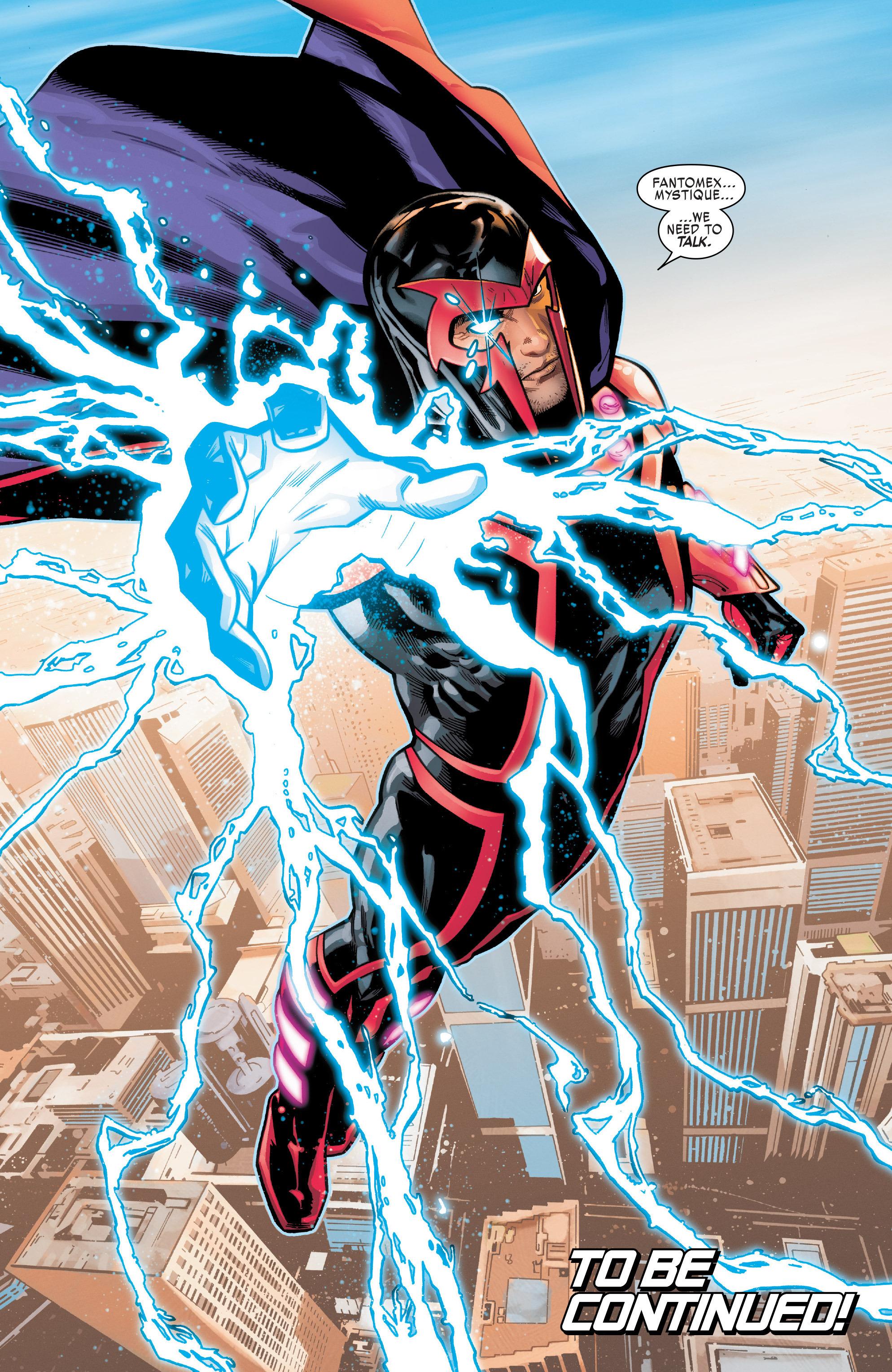 Read online Uncanny X-Men (2016) comic -  Issue #5 - 21