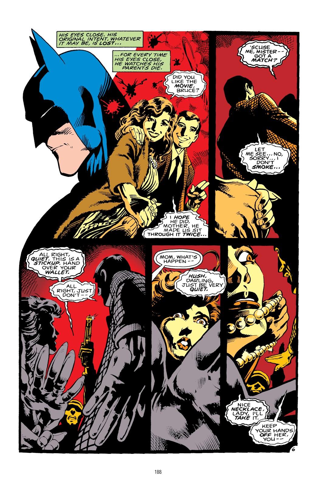Read online Detective Comics (1937) comic -  Issue # _TPB Batman - The Dark Knight Detective 1 (Part 2) - 88