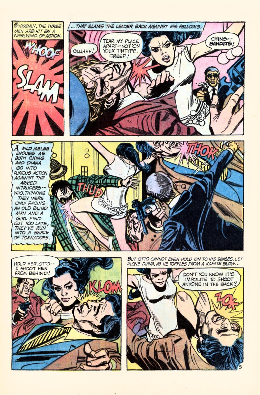 Read online Wonder Woman (1942) comic -  Issue #196 - 7